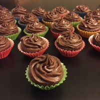 Brownie Cupcakes - Baked With Love