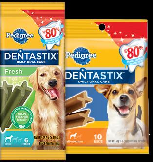 dentastix sample