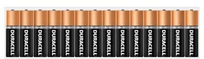 duracell 14ct