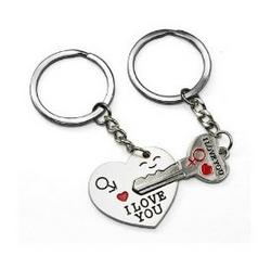 love car keychain