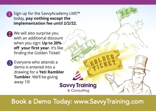 SavvyAcademy learning management system Q4 special 2021