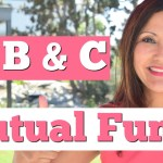 What are A, B & C Mutual Fund Shares