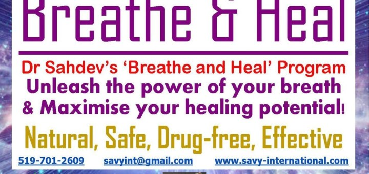 Breathe and Heal