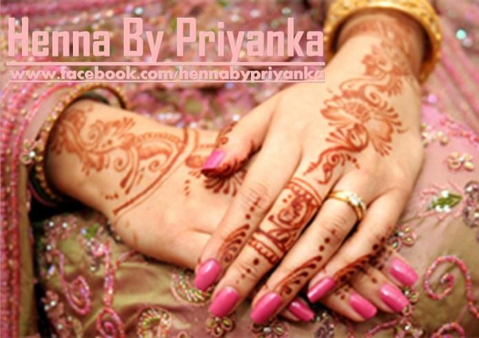 Henna By Priyanka