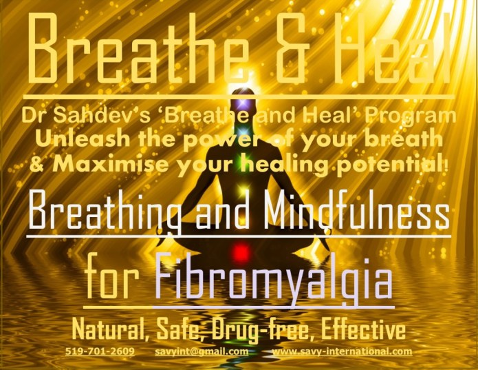 Breathing, Mindfulness for Fibromyalgia