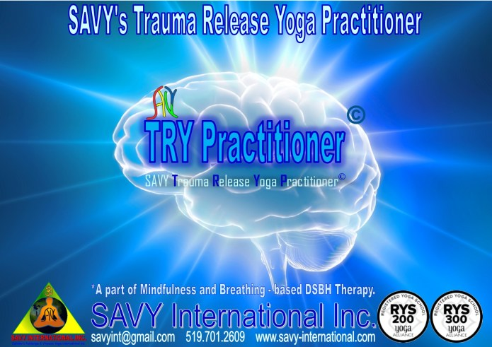Trauma Release Yoga Practitioner