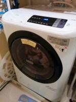 仕事と家庭の両立へのステップーその②-乾燥機付き洗濯機