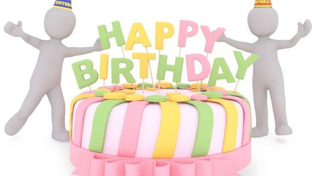เค้กวันเกิด สุขสันต์วันเกิด sawadd