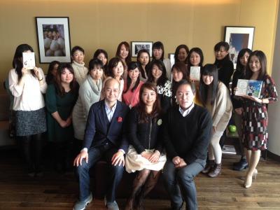 2014年2月28日ヒルズクラブ女子会開催