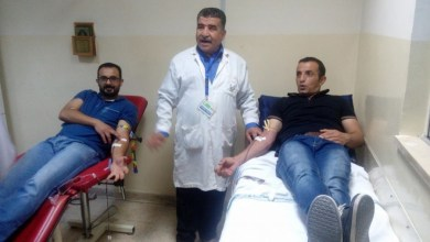 Photo of حملة للتبرع بالدم في لواء الكورة