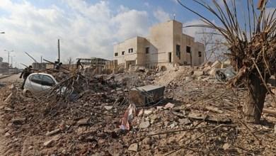 Photo of حالات اختناق بعد قصف لقوات النظام في شمال غرب سوريا