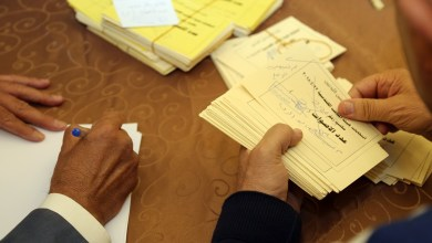Photo of اغلاق صناديق الاقتراع في انتخابات هيئة المكاتب الهندسية