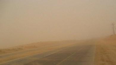 Photo of موجة غبار على الحدود السعودية .. وتحذير من وصولها الى شمال ووسط الاردن