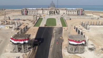 Photo of الجزيرة تبث صورا مسربة لفيلا السيسي بالإسكندرية (شاهد)