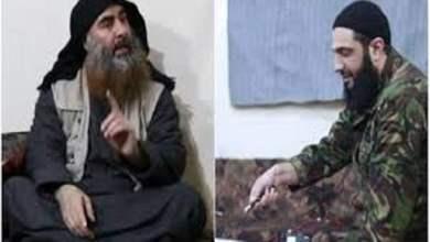 Photo of بعد البغدادي .. الجولاني على القائمة الامريكية