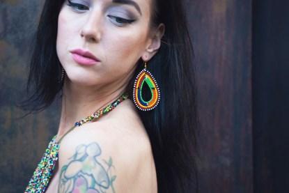 Sawa Sawa USA signature earrings