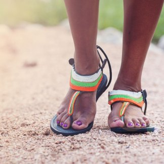 Nature Inspired Sandals