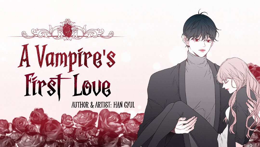 A Vampire's First Love