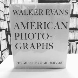 AMERICAN PHOTO-GRAPHS/WALKER EVANS