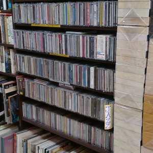 音楽CD|古書買取り澤口書店