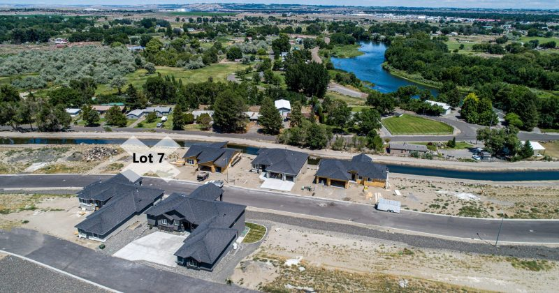 Lot 7 – Ready for 1-story Custom Sawby Home!
