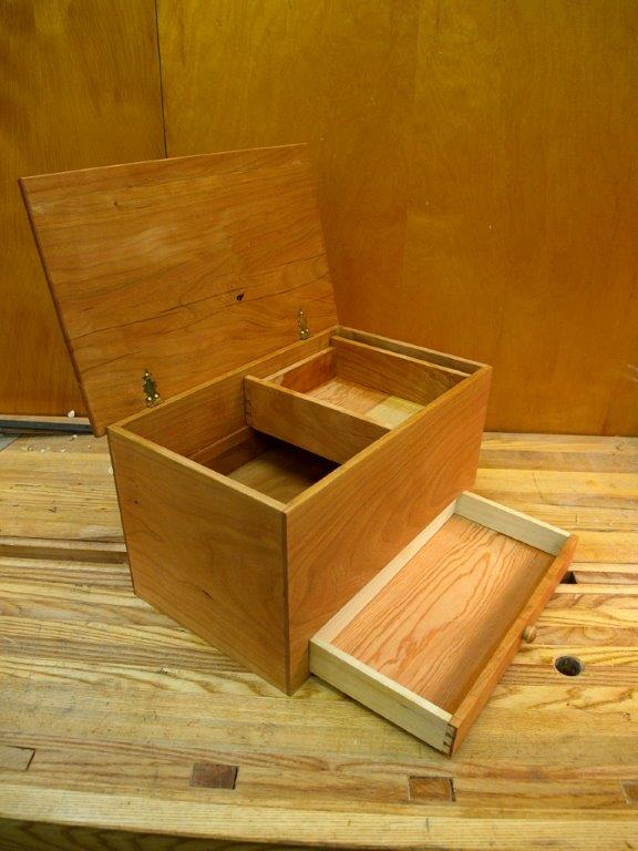 Fig. 28 -the final Jewellery box - Copy