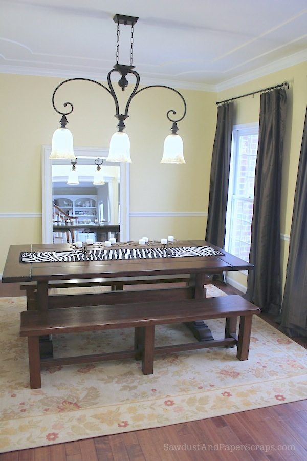 Dining room makeover IL