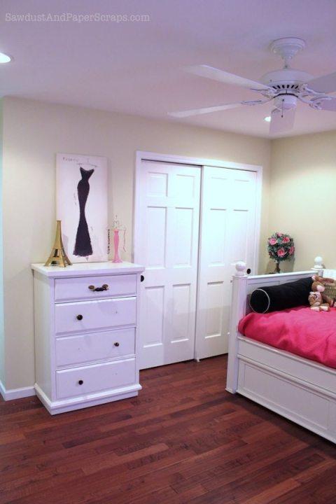 maddie bedroom