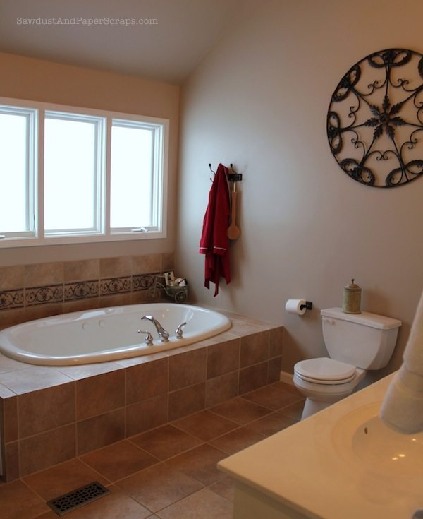 Master Bathroom reno IL