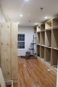 master closet material choices