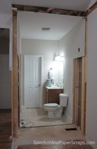 Open bathroom concept -haha