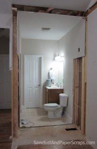 Open bathroom concept -haha