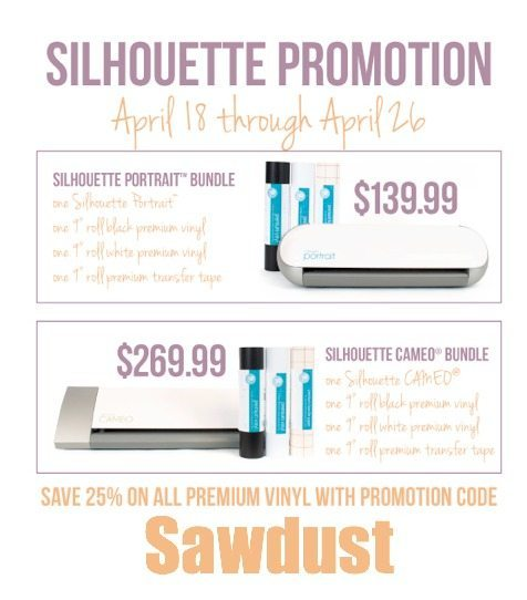 Sillhouette giveaway
