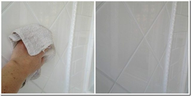 How to grout tile with a decorative edge.