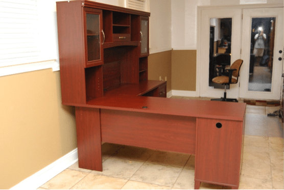 office furniture before