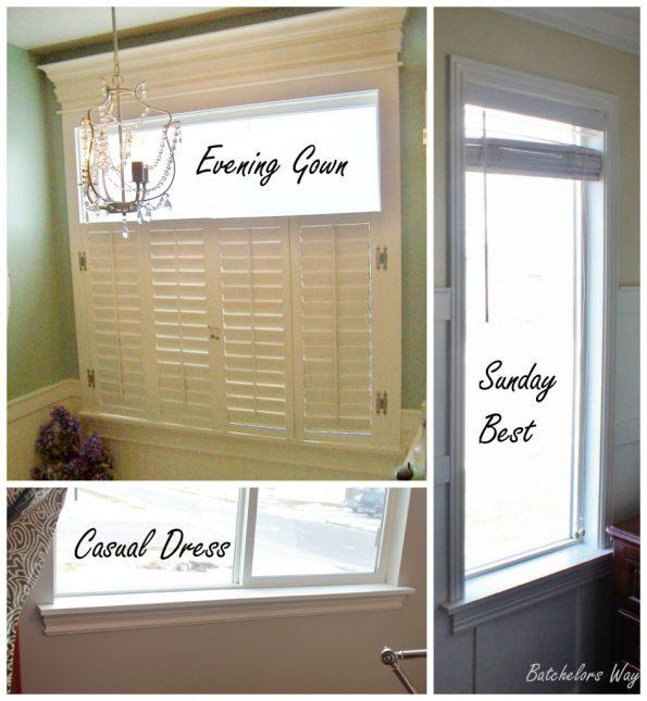 how to install window trim