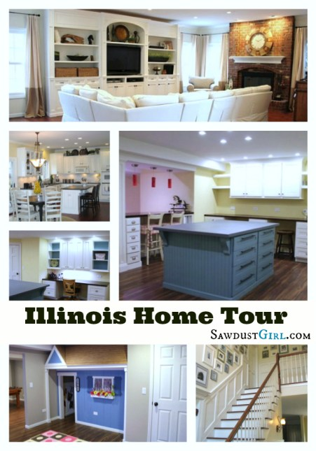 Sawdust Girl house IL House tour