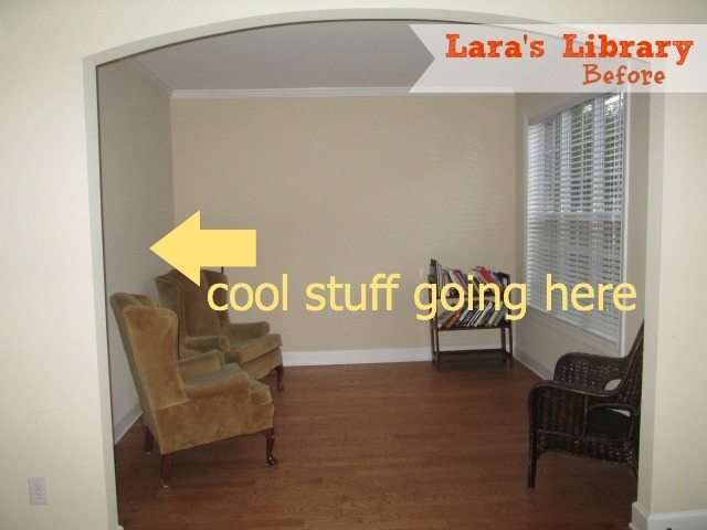 Lara's library- before