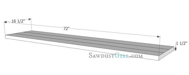 X leg bench woodworking plans