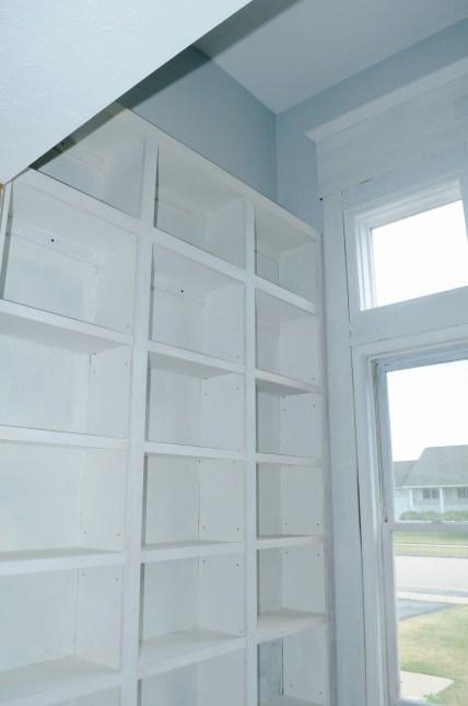 adding casings to large windows