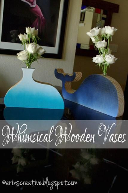 wooden vases 01
