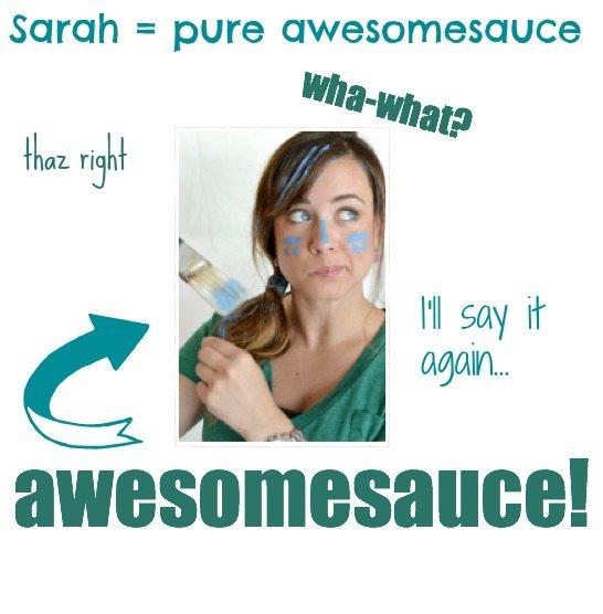 Sarah Awesomesauce