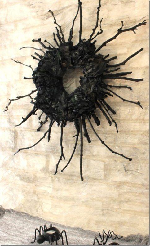 Halloween Wreath 2