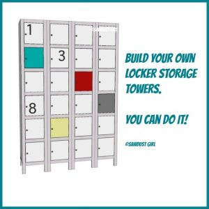 Free woodworking plans for storage lockers