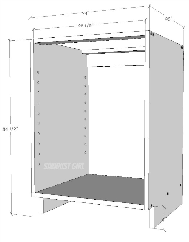 base cabinet toe kick dimensions | memsaheb.net