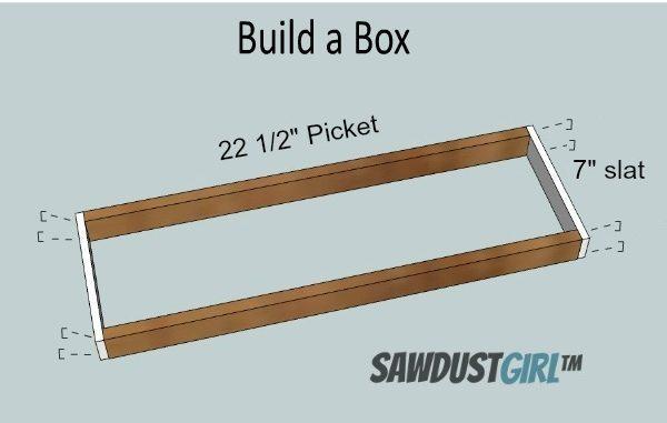 Building a wooden bath caddy