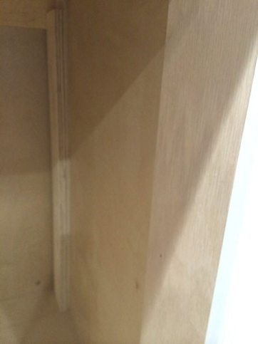 Tips for installing inset drawers on Faceframe cabinets.