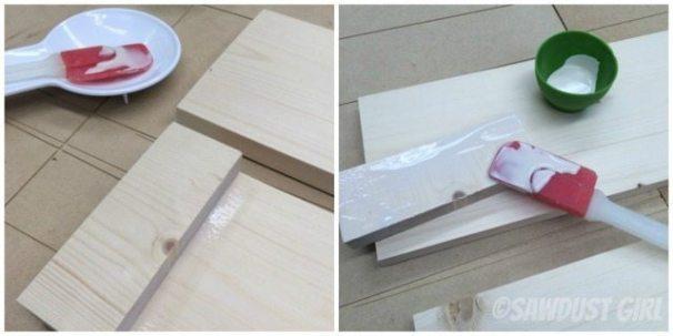 glue spreader tools