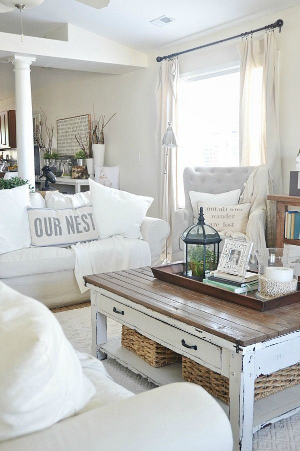 DIY Coffee Table Makeover