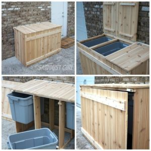 Recycling Sorter
